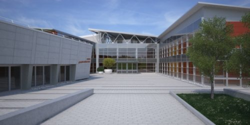 NEW SCHOOL COMPLEX - VOLANO - ITALY