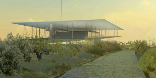 STAVROS NIARCHOS FOUNDATION CULTURAL CENTER - ATHENS - GREECE