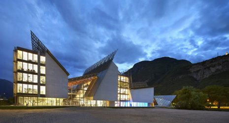SCIENCE MUSEUM OF TRENTO - ITALY