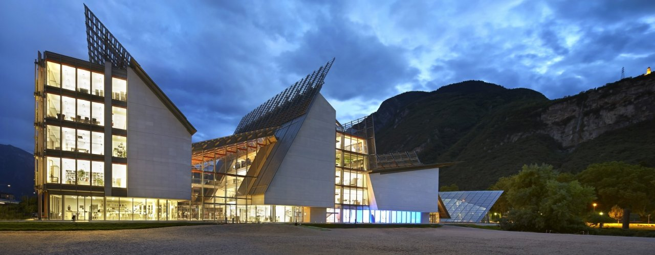 SCIENCE MUSEUM - MUSE Trento